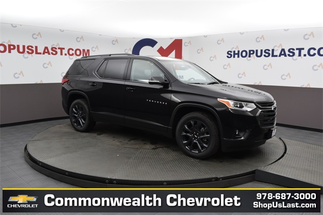 New 2020 Chevrolet Traverse Rs 4d Sport Utility In Lawrence C1177