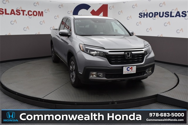 Commonwealth Motors Lawrence Ma >> New 2019 Honda Ridgeline Rtl E Awd