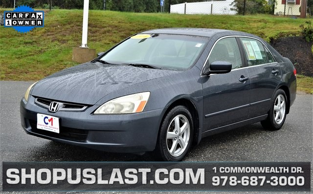 Pre Owned 2004 Honda Accord EX