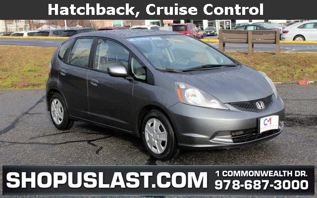 Certified Pre-Owned 2013 Honda Fit Base