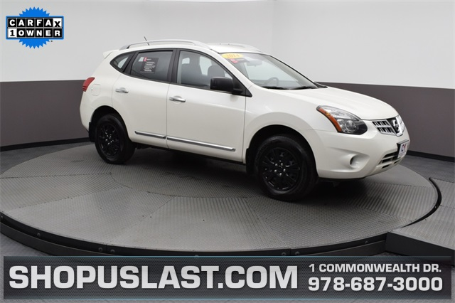 Nissan Rogue Select >> Certified Pre Owned 2014 Nissan Rogue Select S 4d Sport Utility In
