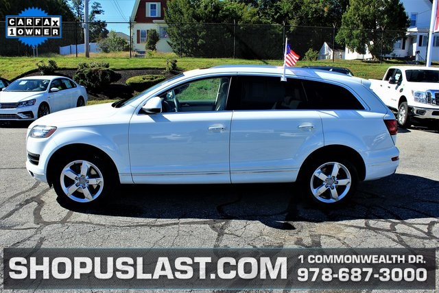 PreOwned Audi Q T Premium D Sport Utility In Lawrence - Commonwealth audi