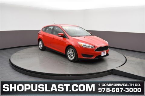 Pre-Owned 2017 Ford Focus SE