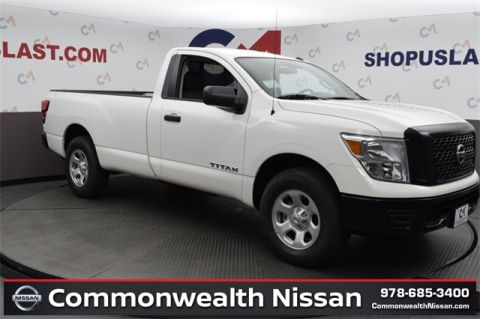 Commonwealth Motors Lawrence Ma >> New Nissan Trucks For Sale In Lawrence Ma Commonwealth Motors