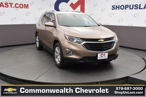 New Chevrolet Vehicles For Sale | Commonwealth Motors