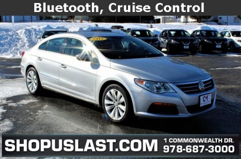Pre-Owned 2012 Volkswagen CC R-Line